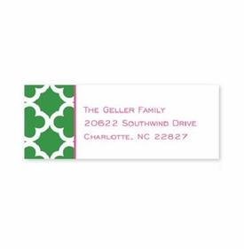 boatman geller bristol tile pine address labels