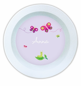 boatman geller butterfly melamine bowl