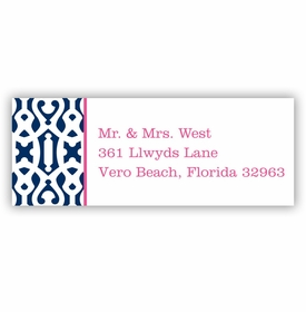boatman geller cameron navy address labels