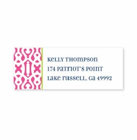 boatman geller cameron raspberry address labels