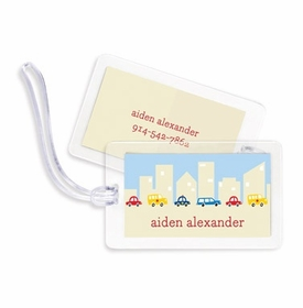 boatman geller cars bag tags
