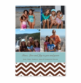 boatman geller chevron chocolate photocard
