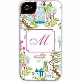 boatman geller chinoiserie spring cell phone case