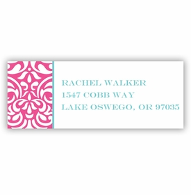 boatman geller chloe raspberry address labels