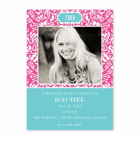 boatman geller chloe raspberry flat photocard