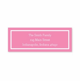 boatman geller classic bubblegum address labels