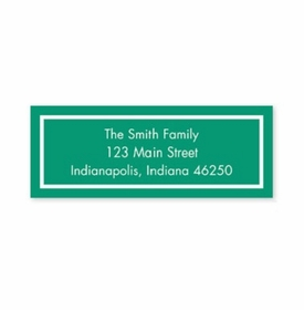 boatman geller classic emerald address labels