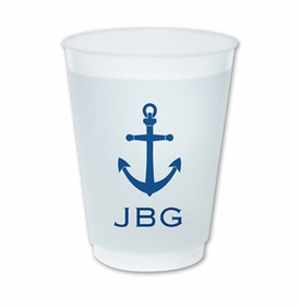 cup with icon anchor