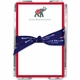 boatman geller elephant holiday notepad