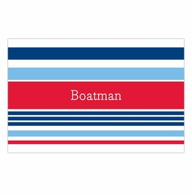 boatman geller espadrille nautical disposable placemats