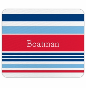 boatman geller espadrille nautical mouse pad