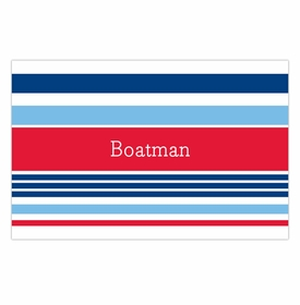 boatman geller espadrille nautical placemat