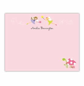 boatman geller fairy small flat notecard