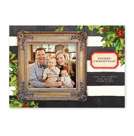 boatman geller framed holly photocard