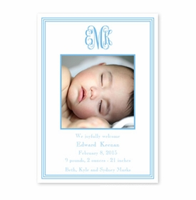 boatman geller grand border blue photocard