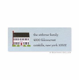 boatman geller house address labels
