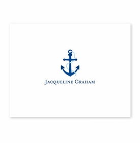 boatman geller icon anchor foldover notes