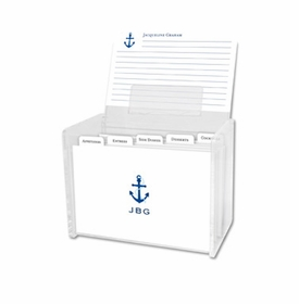 boatman geller icon anchor recipe box