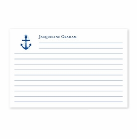 boatman geller icon anchor recipe card