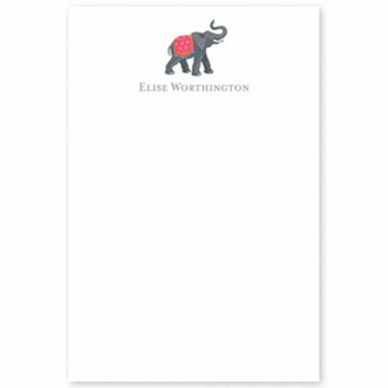 boatman geller icon elephant notepad
