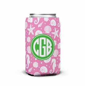 boatman geller jetties bubblegum can koozie
