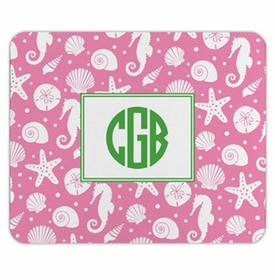 boatman geller jetties bubblegum mouse pad
