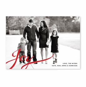 boatman geller joy classic red photocard