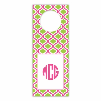 boatman geller kate raspberry & lime wine tags