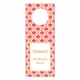 boatman geller kate tangerine & raspberry wine tags