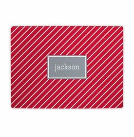 boatman geller kent stripe cherry cutting board