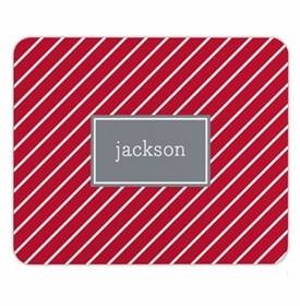 boatman geller kent stripe cherry mouse pad