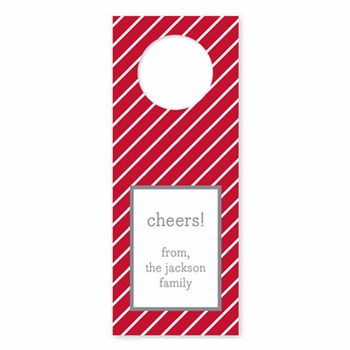 boatman geller kent stripe cherry wine tags