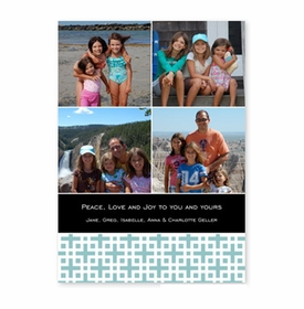 boatman geller lattice slate photocard