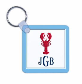 boatman geller lobster key chain