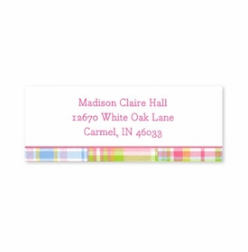 boatman geller madras patch pink address labels