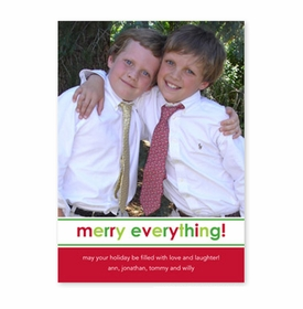 boatman geller merry everything photocard