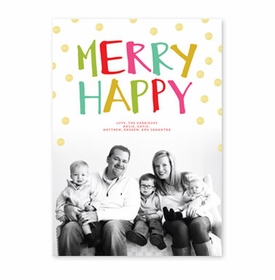 boatman geller merry happy photocard