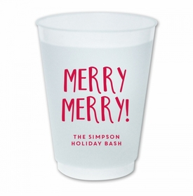 Merry Merry Cups