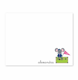 boatman geller mimi goes to camp small flat notecard