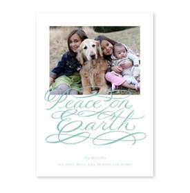 boatman geller peace on earth photocard
