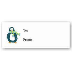 boatman geller penguin sticker