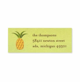 boatman geller pineapple address labels