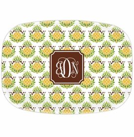 boatman geller pineapple repeat platter