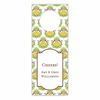 boatman geller pineapple repeat wine tags