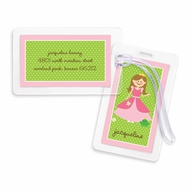 boatman geller princess bag tags