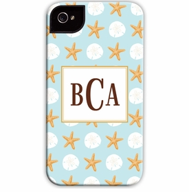 boatman geller seashore cell phone case