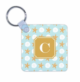 boatman geller seashore key chain