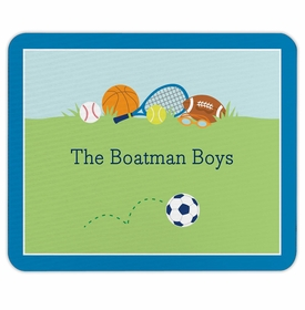 boatman geller sports boy mouse pad