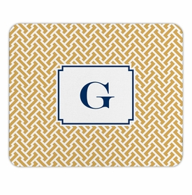 boatman geller stella gold mouse pad