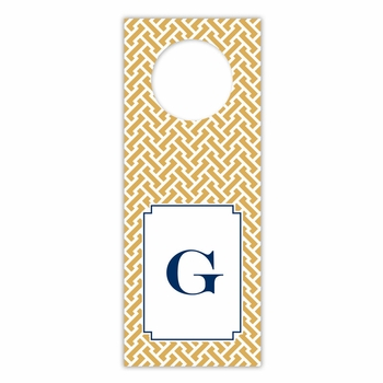 boatman geller stella gold wine tags